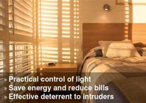 marla shutters in bedroom