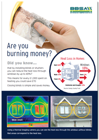 BBSA energy saving leaflet