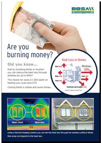 BBSA energy saving leaflet
