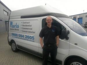 Marla Sidmouth franchisee - Steve Hartland