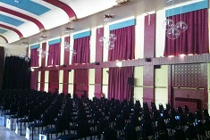 Exmoor Pavillion curtains