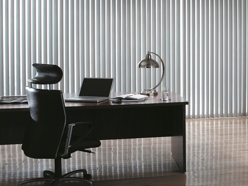 89mm Office Vertical Blinds