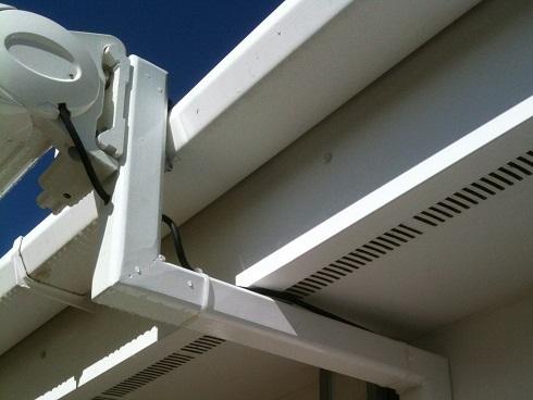 awning sofit brackets