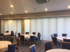 Roller blinds Winchester Golf Club